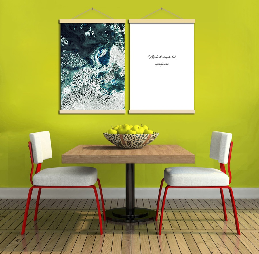 Posters And Prints Wall Art Canvas Painting For Living Room Nordic ...