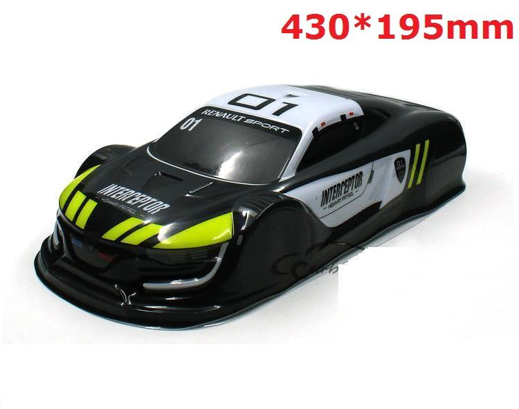 Image 3 - Ewellsold 1/10 Scale On Road Drift Car Painted PVC Body Shell 190MM for 1/10 Radio controlled car Multiple options 1pcParts & Accessories   -