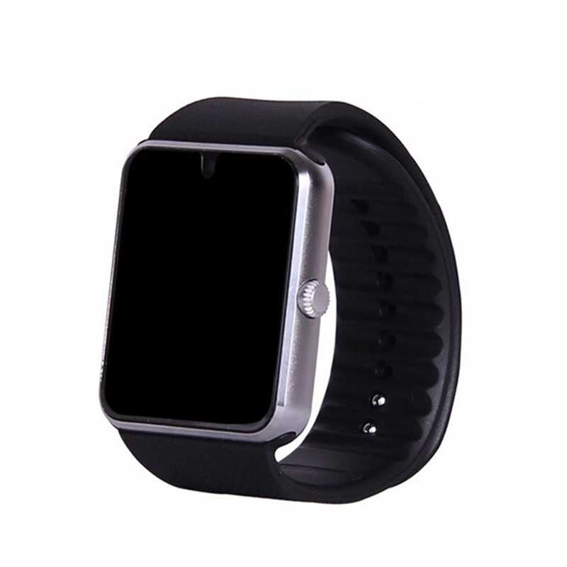 Bluetooth font b Smart b font font b Watch b font GT08 Smartwatch WristWatch Wearable Devices