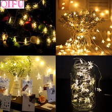 LED Copper Wire String Light Wedding Birthday Party Merry Christmas Decoration