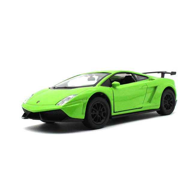 1 32 Kids Toys Sports Car Lambo Lp570 Diecast Car Model Can Open The