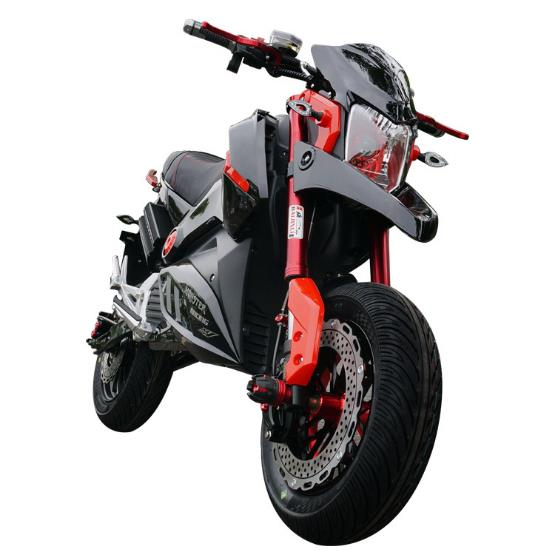 Motorcycle 72V 2000W 20A Electric Motorcycles Citycoco Electric Scooter Adult Cool Electric Bike Electric Bicycle