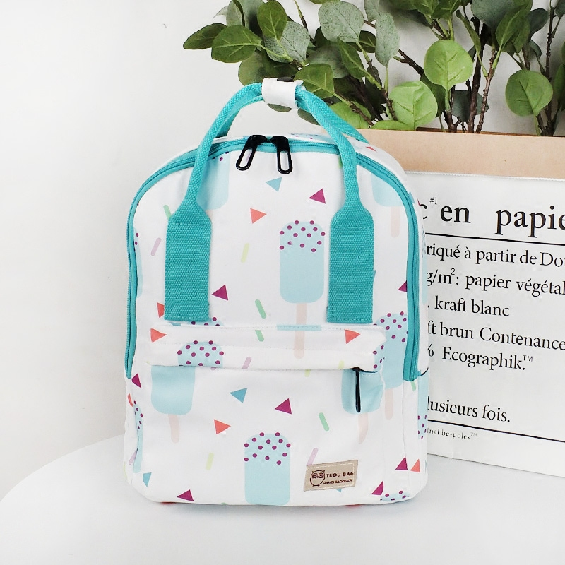 Waterproof Oxford Fabric Mini Backpack Daypack Office Class Shoulder School Bags For Teenage Girls Notebooks Sirt Cantasi mma backpack box ing shoulder ufc memory gifts daypack for friends