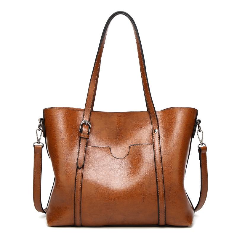 2018 New Luxury Handbags Women Bags Designer High Quality PU Leather Handbags Solid Tote Bag For Women Shoulder Bag цена 2017