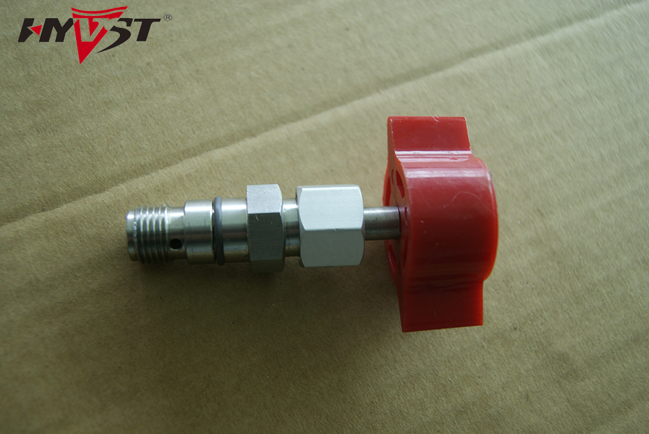 HYVST Spare parts Prime/Spray valve for SPX150-350 1501013 hyvst spare parts paint pump for spx150 350 1501019
