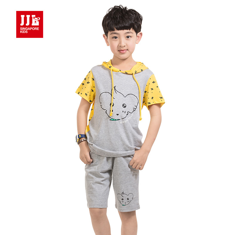 children boys clothing set baby boy sport suit kids 2pcs set children's clothing set for kids clothes boys clothing 2016 brand