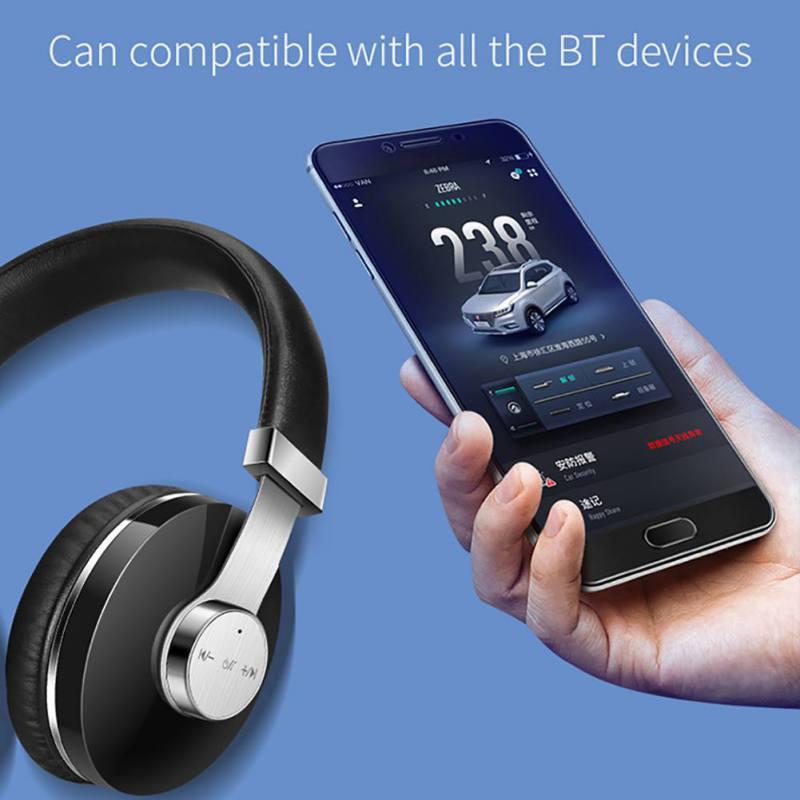 T9 CSR Binaural sans fil sport Bluetooth casque HIFI basse stéréo casque écouteur pour iPhone Xiaomi Huawei PC ordinateur portable - 5