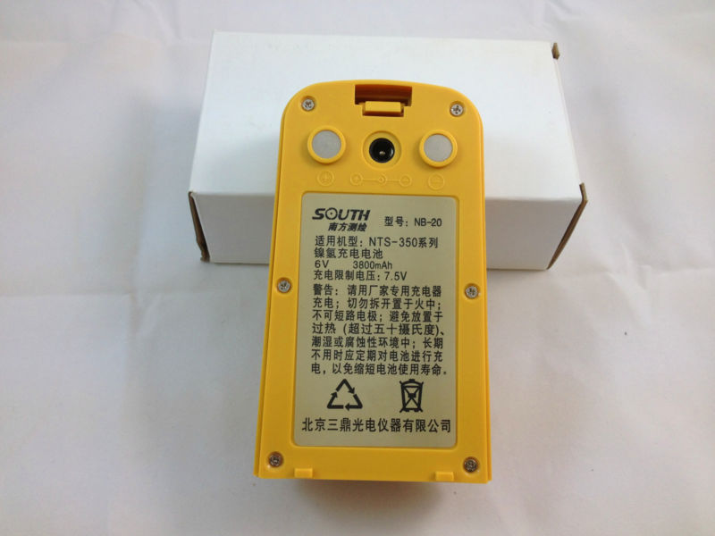 NEW South Survey Total Station Battery NB-20,FOR SOUTH TOTAL STATIONS