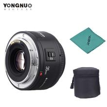 Yongnuo YN35mm F2.0 lens Wide angle Fixed/Prime Auto Focus Lens For Canon 600d 60d 5DII 5D 500D 400D 650D 600D 450D Camera Lens