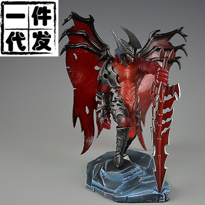 NEW Hot! 21cm The Darkin Blade Aatrox action figure toys collection doll Christmas gift with box