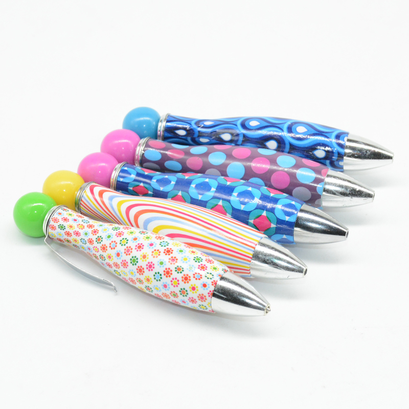 12 pcs / Set pen Kawai material escolar Creative caneta Cartoon stylo ballpoint pens kal ...