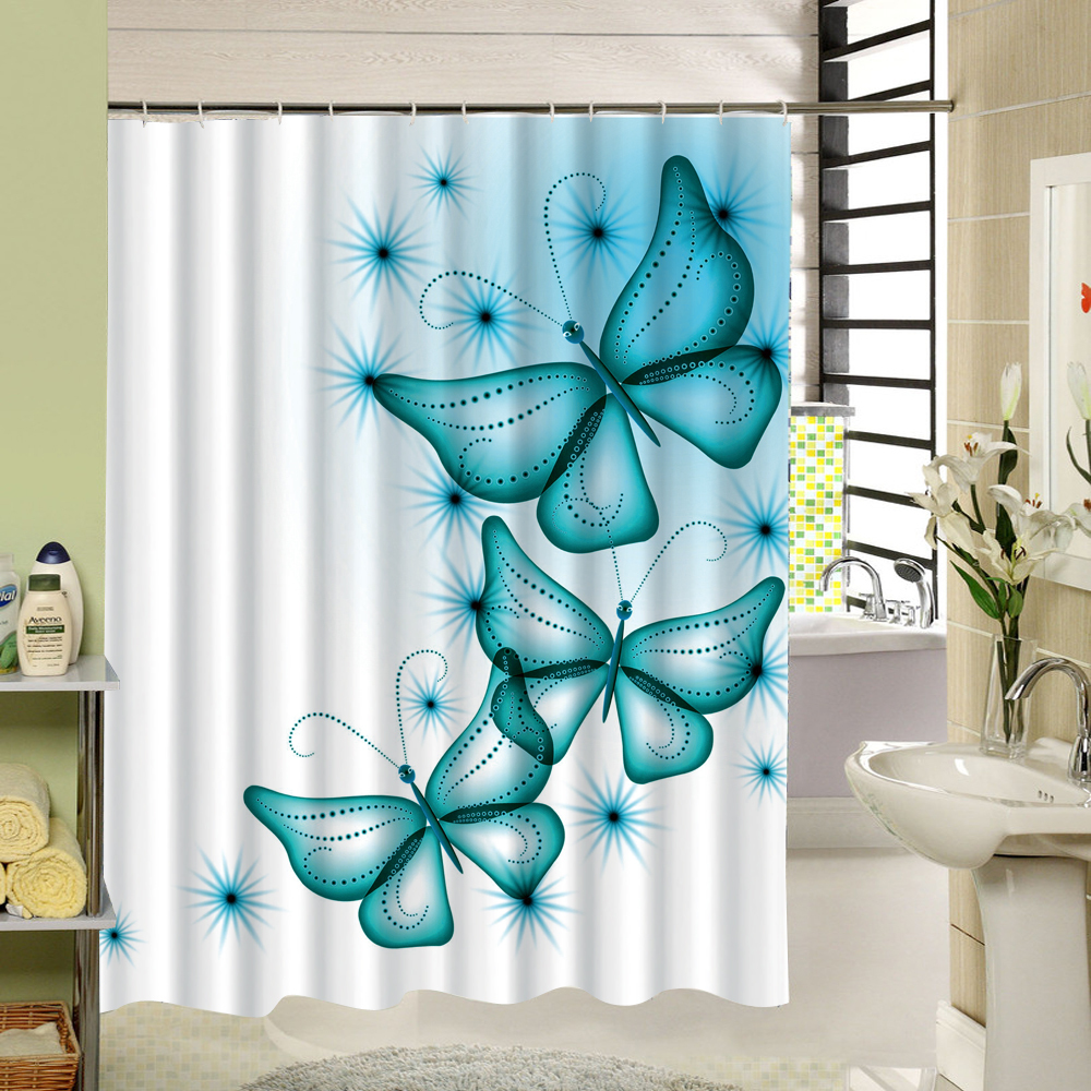 Bathroom Curtains popular purple shower curtains-buy cheap purple shower curtains