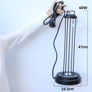 Image 3 - مصباح مضاد للبكتريا مضاد للبكتريا قوي قابل للنقل بقوة 220 فولت UVC قالب غير كيميائي مقاوم للبكتريا للقضاء على ما يصل إلى 99%