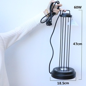 Image 3 - 220V נייד חזק UV קוורץ קוטל חידקים מנורת UVC לחטא שאינו כימי עובש קרדית חיידקים Virue רוצח לחסל עד כדי 99%