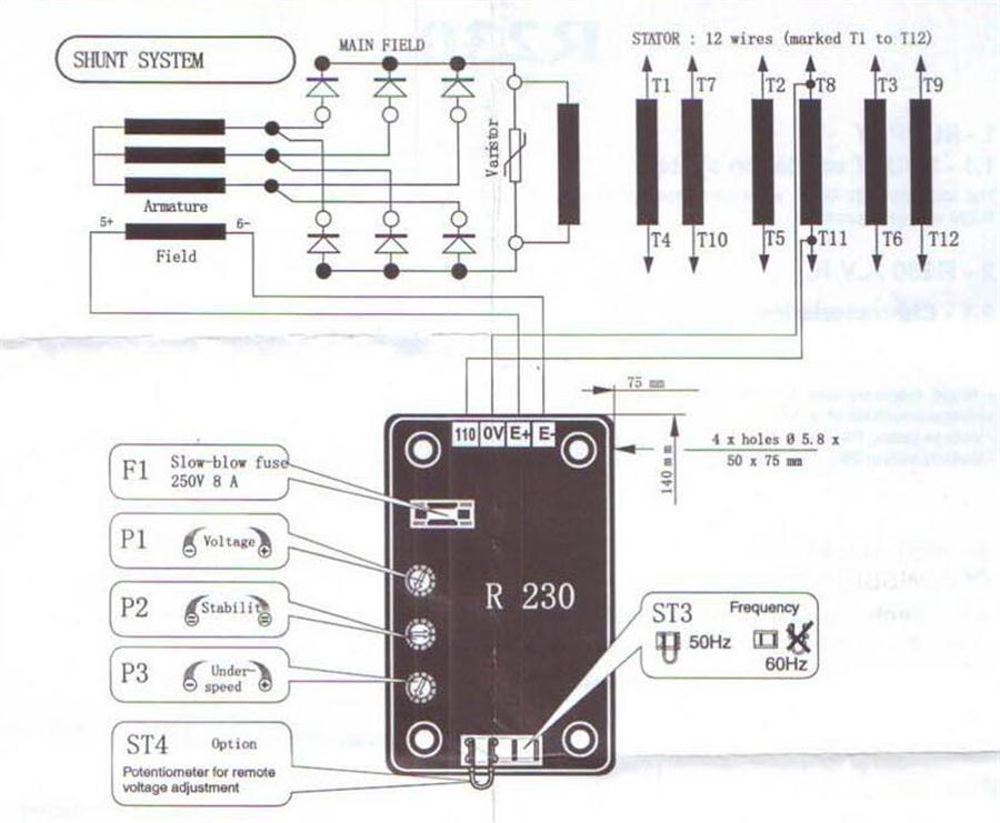 Leroy somer motor wiring diagram wiring diagrams schematics avr r230 for leroy somer generator automatic voltage regulator drop leroy somer electric motor parts emerson motor wiring diagram avr r230 for leroy somer ccuart Images
