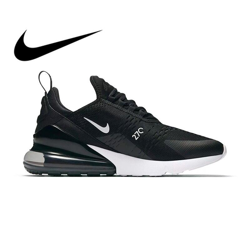 D'origine Nike Air Max 270 Hommes Chaussures de Course Sport En Plein Air Respirable confortable de jogging résistant à l'usure Designer Sneakers