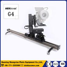 ASXMOV 4 axis stop motion studio camera panorama slider with  timelapse controller and motor for dslr panoramic camera