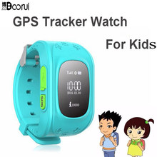 Boorui relojes Q5 GPS Tracker Smart Kid Q50 Watch Anti-lost smartWatch for Android/iOS and SOS Emergency with Smartphone App(China)