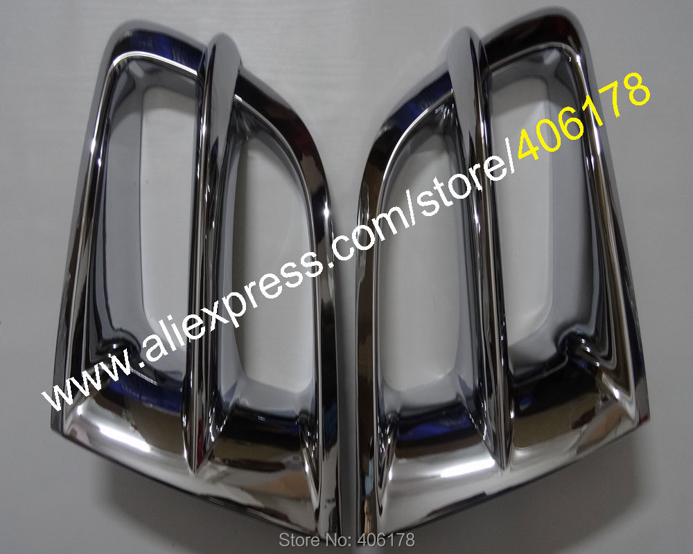 Hot Sales,Goldwing GL1800 Chrome Parts For Honda Gold Wing GL 1800 2001-2011 Front Ventilation grille Motorbike Cover Fairing
