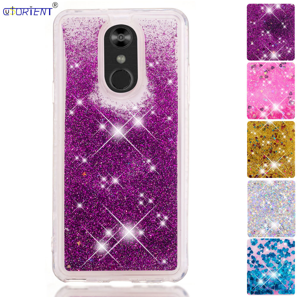 Half-wrapped Case Logical Phone Funda For Lg Q Stylus Plus Stylo 4 Dynamic Liquid Quicksand Fitted Case Lmq710naw Q710ms Stylo4 Soft Silicone Bumper Cover Careful Calculation And Strict Budgeting