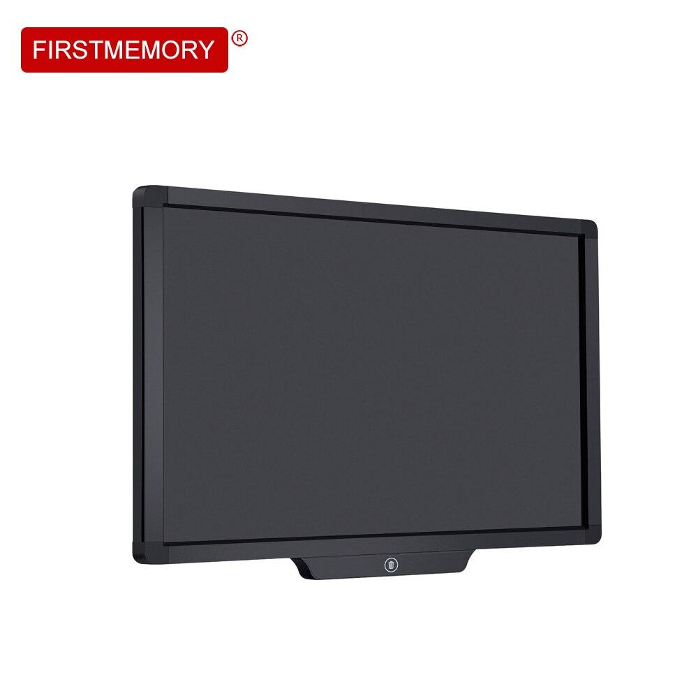 20 pouces LCD tablette d'écriture numérique électronique tablette d'écriture tampons d'écriture Mini tableau noir bloc-notes sans papier pour les enfants