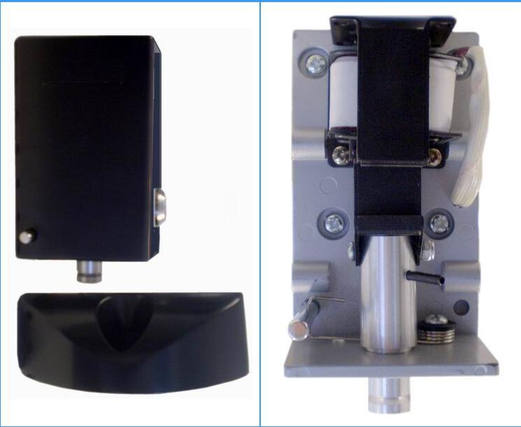 imágenes para 24VDC Eléctrico Pestillo de la Cerradura para Puertas Batientes abridor de puerta de Puerta Desplegable operador de motor motor