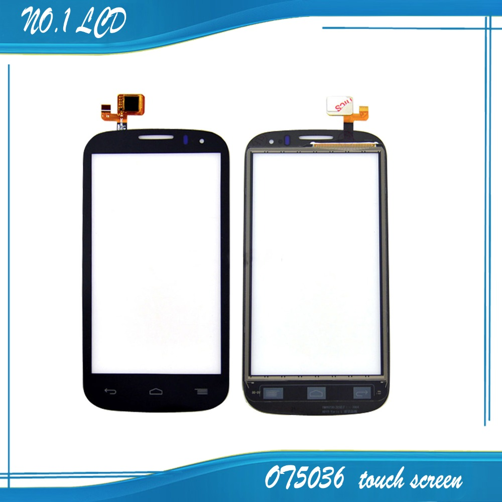 HOT Alcatel One Touch Pop C5 5036 OT5036 5036D Capactive LCD Touch screen Digitizer front replacement TouchScreen Free Shipping