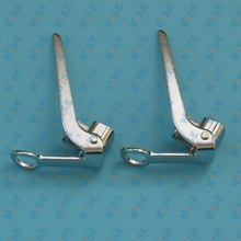 Low Shank Metal Free Motion Quilting Foot Singer Babylock, Brother, Elna ,Pfaff #55417 (2PCS)