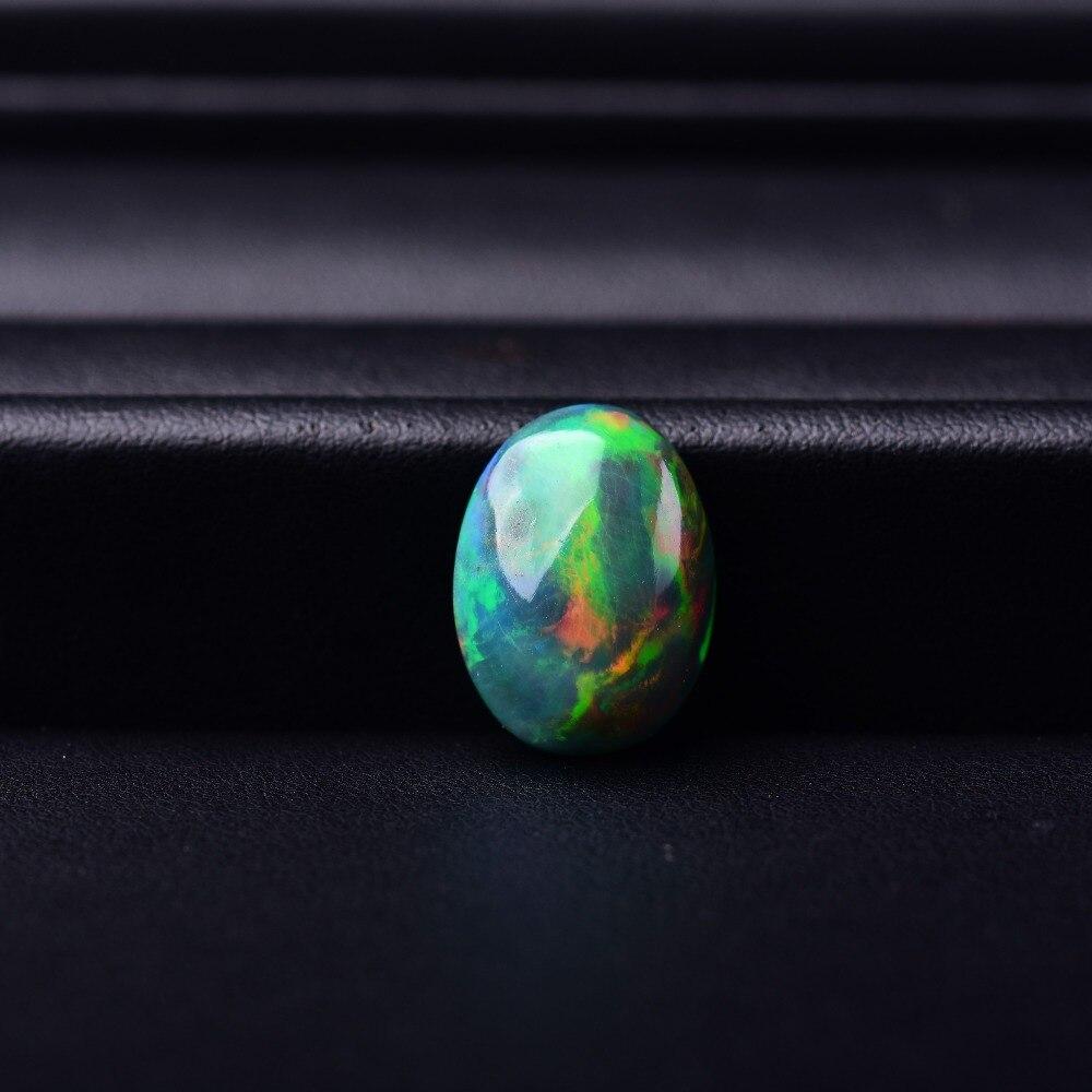 7.3ct Opel gemme brillante de qualité parfaite 17mm * 12.7mm * 7.2mm