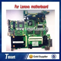 100 Original Laptop Motherboard 63Y1199 For Lenovo T400 Intel PM45 ATI Graphics256M Non Integrated Fully Tested