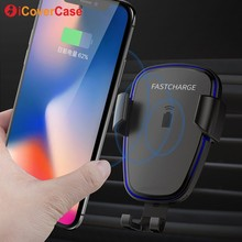 Wireless Charger Charging Pad For Huawei P20 Lite P 20 P20lite pro USB Type C Qi Receiver Car Phone Holder Stand Accessory