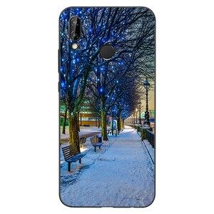Image 3 - TPU For Huawei P20 Lite Case Luxury Nova 3E Case Cute Silicone Soft Cover For Huawei P 20 lite Nova 3 E Back Cover Phone Cases