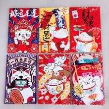 30 листов/Набор Lucky Cat стильная открытка/поздравительная открытка/подарки на Рождество и год