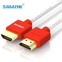 SAMZHE 1080P 2 0 Type HDMI Cable Up To 4K HDMI2 0 Cable 1 5M 2M