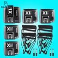 Godox X1C TTL 2.4 G flash Wireless Transmitter + 4 x Receiver trigger Kit For Canon 700D 70D 7D 5D 750D 500D 550D