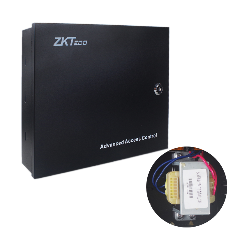 Quality Guaranteed Power Source Superior Components for All Kinds of Electric lock ZKTeco Power for Access Controller Board цена