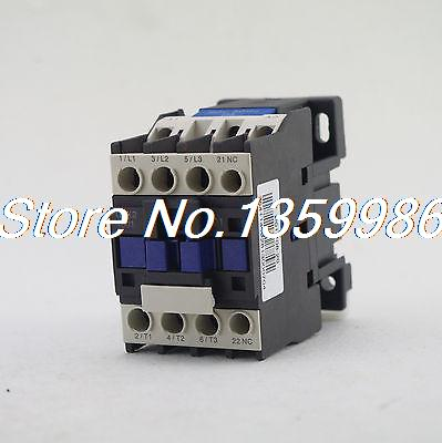 AC Contactor Motor Starter Relay (LC1) CJX2-1801 3P+NC 380/400V Coil 18A 7.5KW ac contactor lc1d40 lc1 d40 lc1d40fe7 lc1 d40fe7 115v lc1d40g7 lc1 d40g7 120v lc1d40k7 lc1 d40k7 100v lc1d40l7 lc1 d40l7 200v