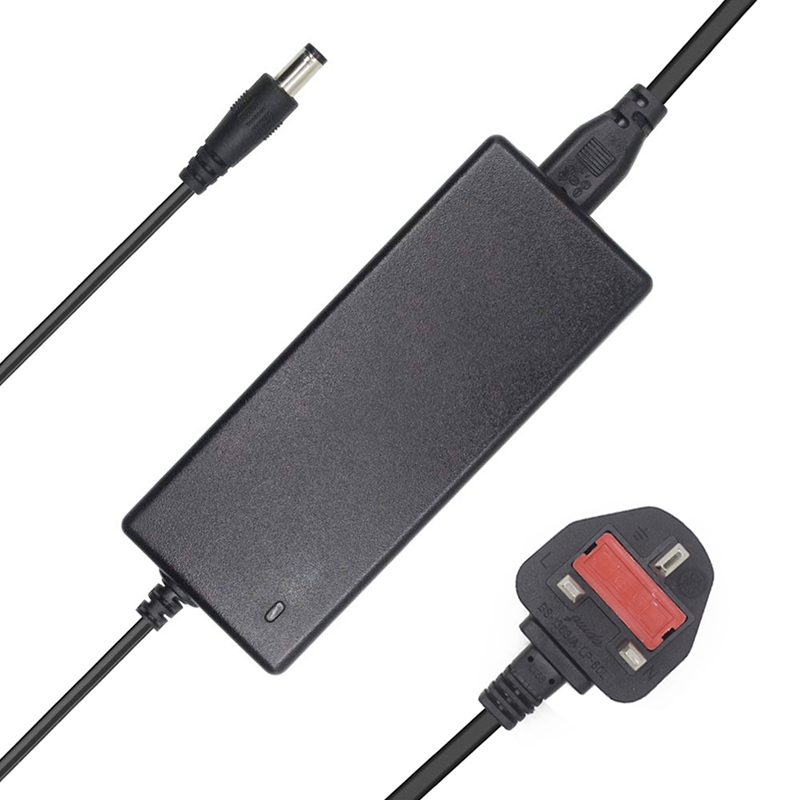 Uk Plug For Sweeping Robot Charger 22 5V1 25A Power Adapter in AC DC Adapters from Consumer Electronics