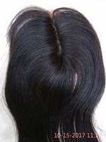 Cabelo Products Closure Cabelo Hair Smooth Straight Silk Top Base Closure 4 4 4 5 Straight