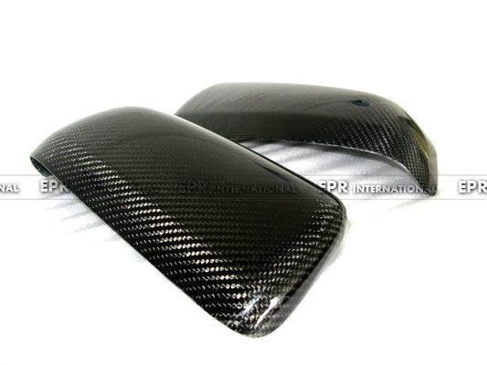Автомобильный Стайлинг для Mitsubishi Evolution EVO 10 боковое зеркало из углеродного волокна