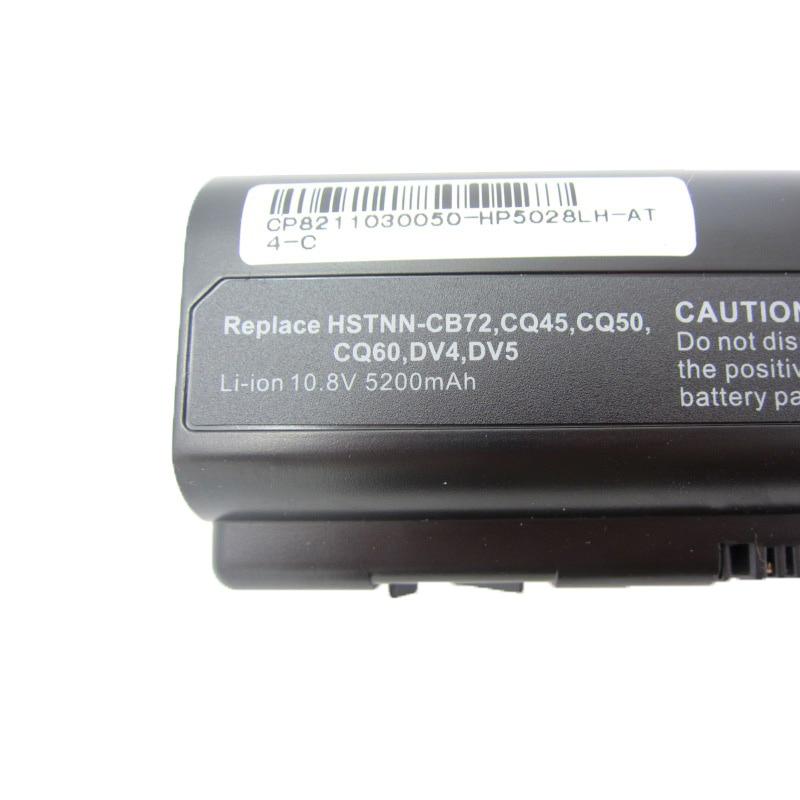 HSW laptop Bateria do HP Pavilion DV4 DV5 DV6 G71 G50 G60 G61 G70 - Akcesoria do laptopów - Zdjęcie 4