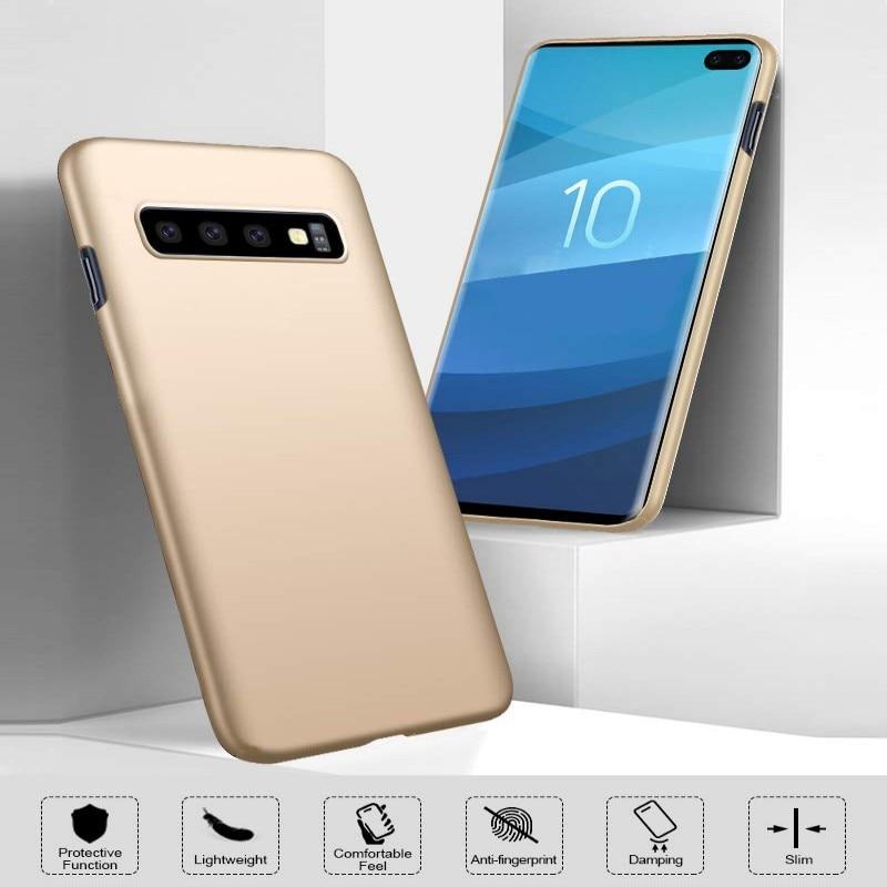 Case For Samsung Galaxy S10e S10 Plus Cover Shockproof 360 Full Body Hard PC Case for Samsung Galaxy S9 S8 S7 S6 S5 Edge Plus  (15)