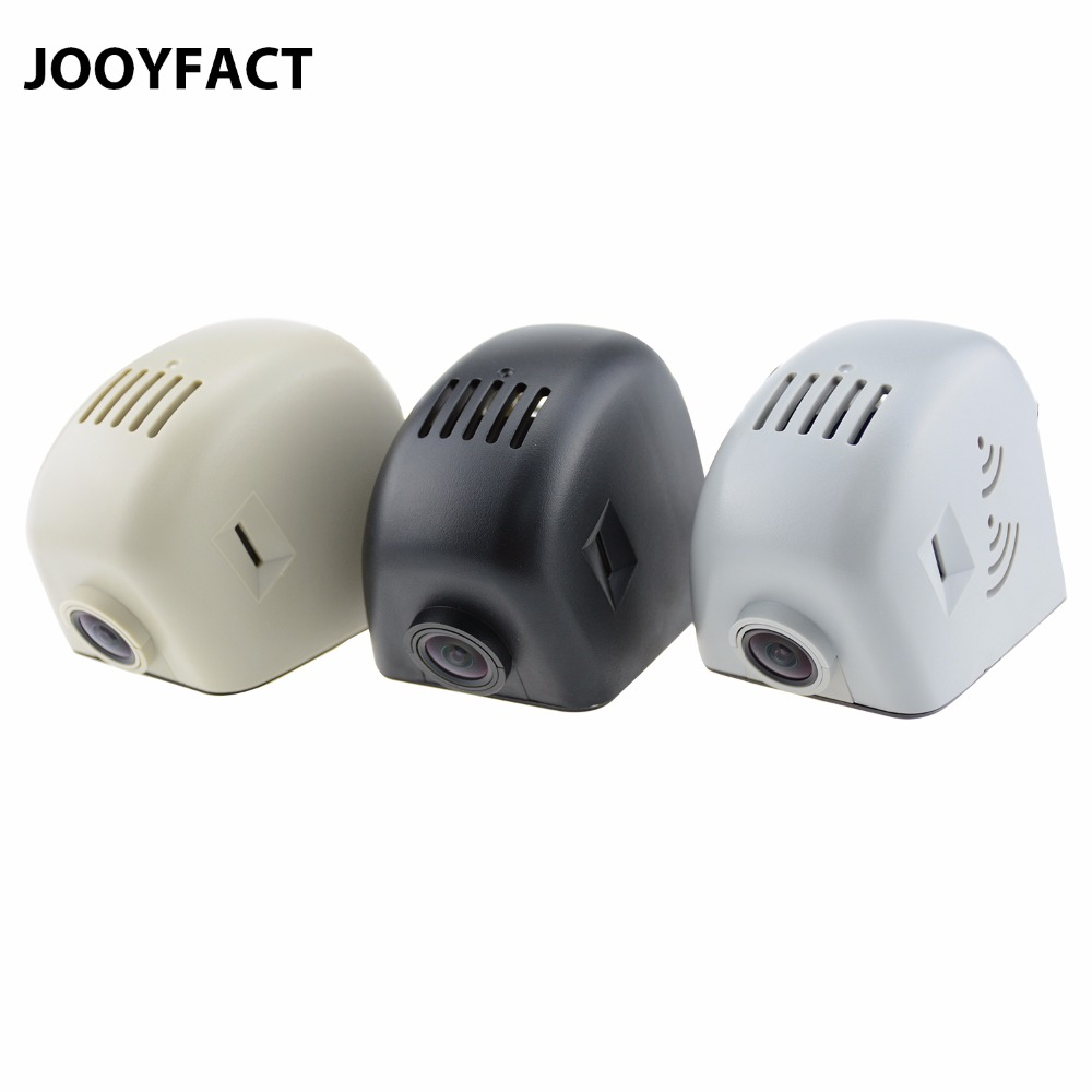 JOOYFACT A1 Car DVR Registrator Dash Cam Camera Video Recorder 1080P 96658 IMX 323 WiFi for Old Audi A1 A3 A4 A5 A6 A7 Q3 Q5 Q7 car dvr camera video recorder wireless wifi app manipulation full hd 1080p novatek 96658 imx 322 dash cam registrator black box