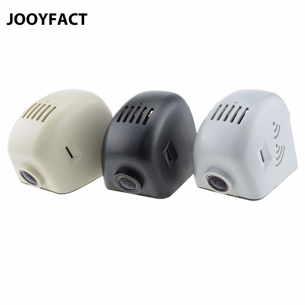 Jooyfact A1 coche DVR registrator Dash CAM cámara grabadora de vídeo 1080 p 96658 IMX 323 wifi para Audi A1 A3 a4 A5 A6 A7 Q3 Q5 Q7