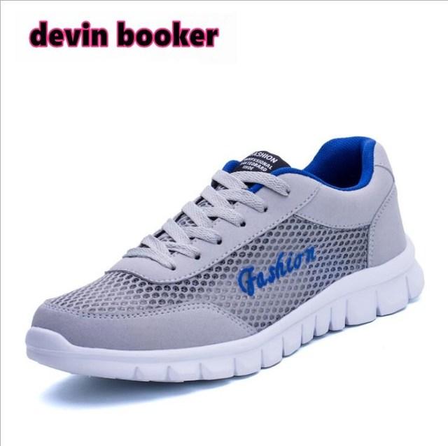 6bd89b8a Nuevo listado Venta caliente del verano hombres transpirable neto zapatos  corrientes zapatos deportivos D022
