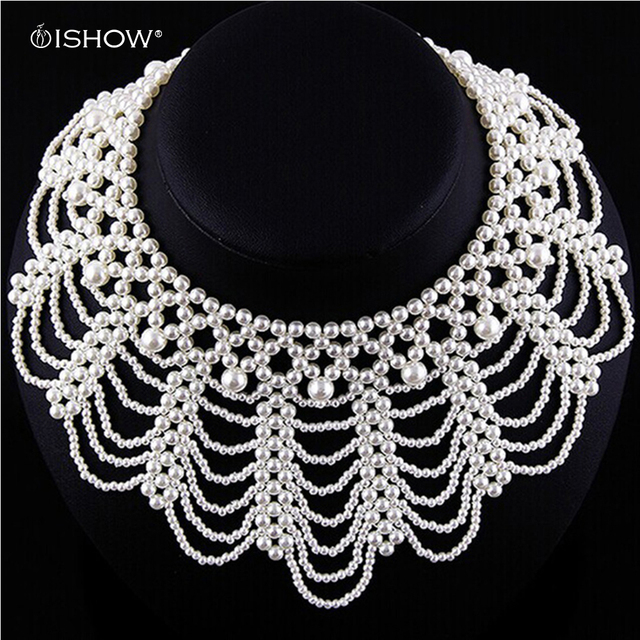 collier perle aliexpress
