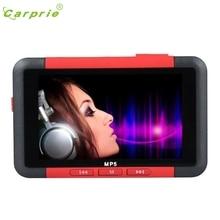 """Delgado MP5 Reproductor de Música MP3 Con 4.3 """"Pantalla LCD FM 8 GB de Radio Video Movie Apr25 CARPRIE MotherLander"""