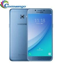 "Original samsung galaxy c5 pro c5010 4g ram 64g rom qualcomm octa core fingerabdruck dual sim 5,2 ""16MP 4G LTE Handy"