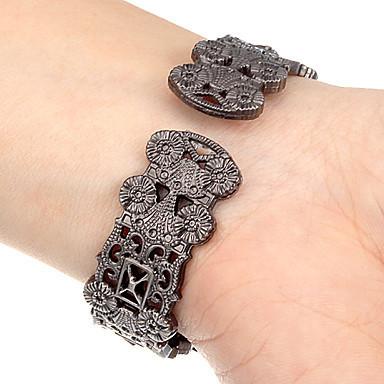 Vintage Flowers Bracelet Watch Women Watches Full Steel Ladies Watch Hour Clock montre femme relogio feminino relojes mujer 2016