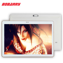Envío Libre de La Tableta de 10.1 pulgadas Octa Core 4G Lte Tablet PC 4 GB RAM 64 GB ROM Tablet Android 6.0 GPS Dual Sim Doble Cámara de 5.0MP